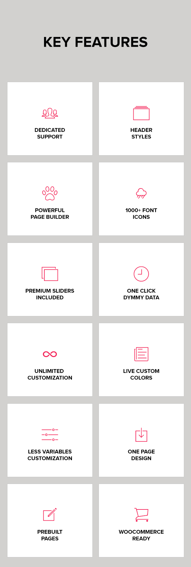 WordPress theme Cooler - Ultimate MultiPurpose WP Theme (Portfolio)