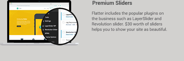 Flatter - Multi-Purpose Theme for Your Creativity