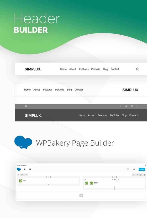 Simplux WordPress Theme
